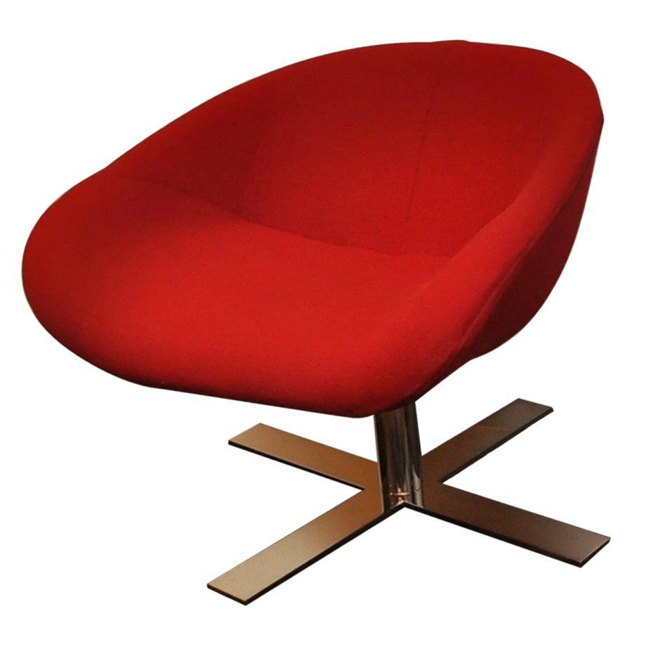 Mart Lounge Chair by Antonio Citterio for B&B Italia