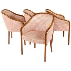 Set of 4 Chairs by Ward Bennett for Brickel Associates