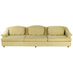Pillow Back Sofa by Edward Wormley