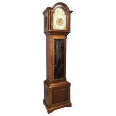 Edwardian Mahogany Grandfather Clock by James Ramsay, Dundee