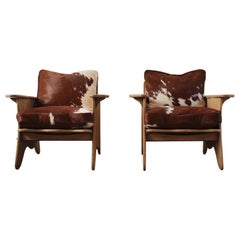 Pair of 1930s English Armchairs