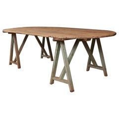 French Harvest Table