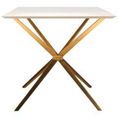 Koax Iron Side Table by Jean Louis Deniot for Marc de Berny