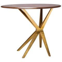 Kick Wood Side Table by Jean Louis Deniot for Marc de Berny