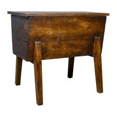 Antique Dough Bin, French, Pine, Proving Chest, 19th Century and Later