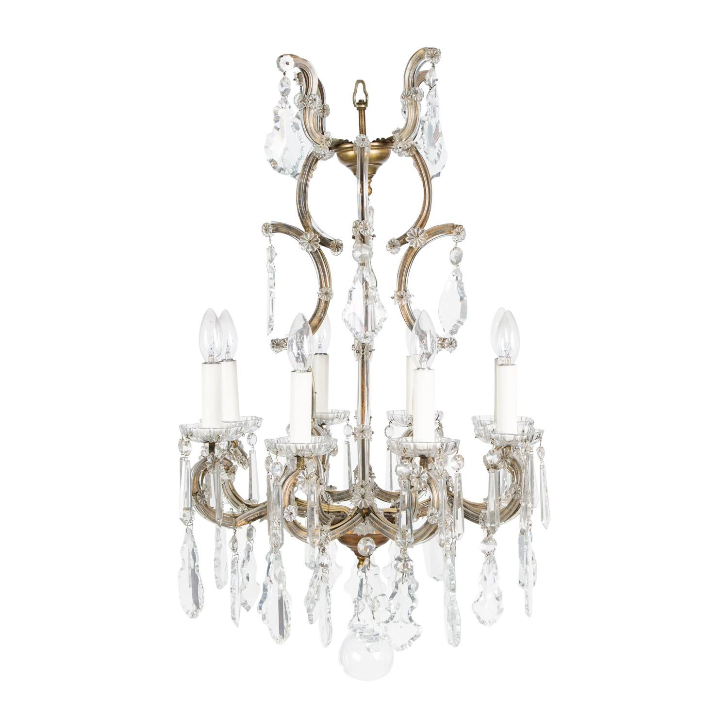 Marie Therese Style Crystal Chandelier