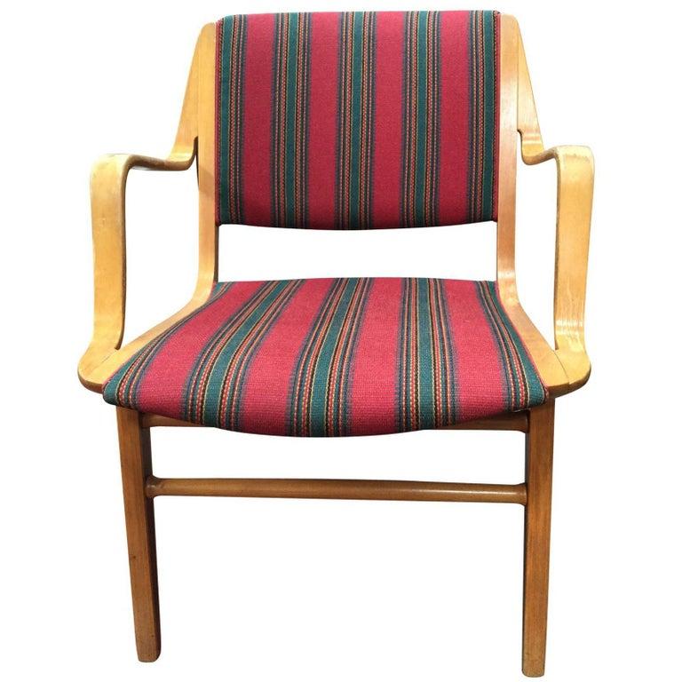 19th Century Art Deco Armchair For Sale