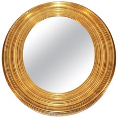 19th Century Giltwood Mirror In Good Condition