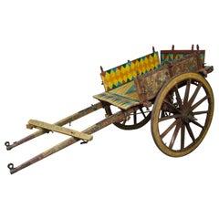 Vintage Sicilian Cart