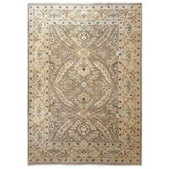 Hand Knotted Floral Pakistan Rug