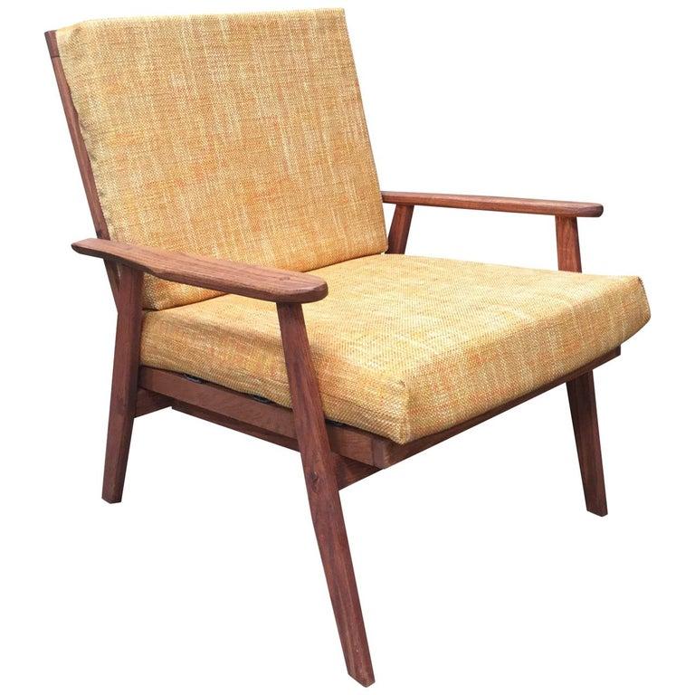 Midcentury Danish Armchair For Sale