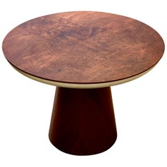 Frank Rohloff Walnut Table
