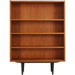 Scandinavian Design Teak Bookcase