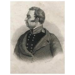 General Taylor, Conrad Geyer sc, circa 1860