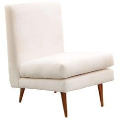 Jacarandá Lounge Chair, by Joaquim Tenreiro, Brazilian Mid-Century Modern