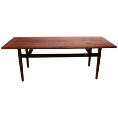 Coffee Table in Rosewood by Jason Design, 1960s