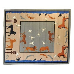 Dalle Gioie Degli Etruschi Rug by Linde Burkhardt