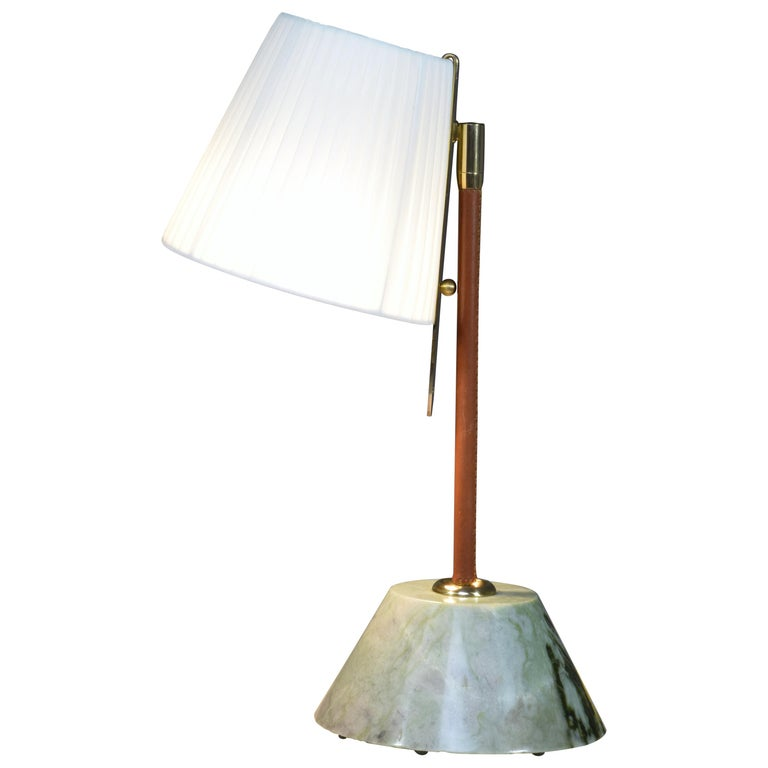 Evolution Contemporary Table or Bedside Lamp, Flow Collection For Sale