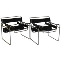 1970s Wassily B3 Chair by Marcel Breuer for Knoll