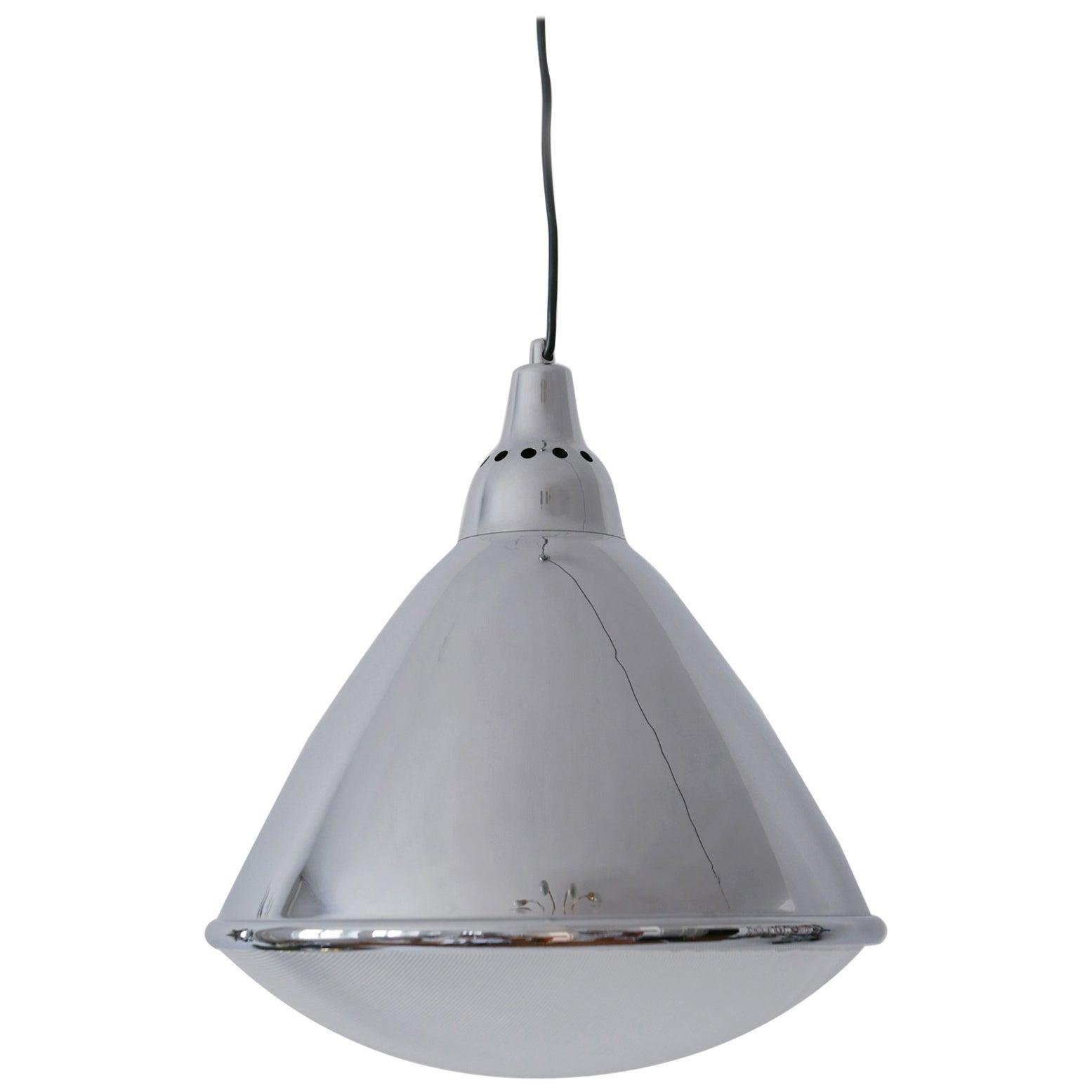 Midcentury 'Headlight' Pendant Lamp by Ingo Maurer for Design M, 1968, Germany