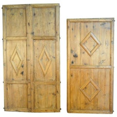 Outstanding 17th Century Spanish Doors