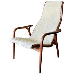 Lamino Chair by Yngve Ekstrom, circa 1965
