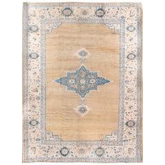 Antique Persian Sultanabad Rug, circa 1890
