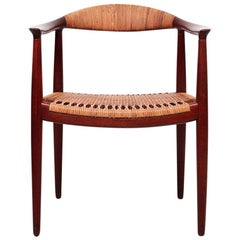 Hans Wegner Classic Cane Chair