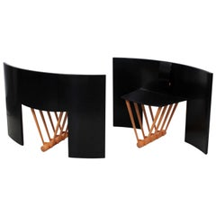 Pair of Chairs by Thomas Hucker