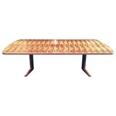 Gordon Russell Rosewood Dining Table Boardroom Martin Hall Marwood Range