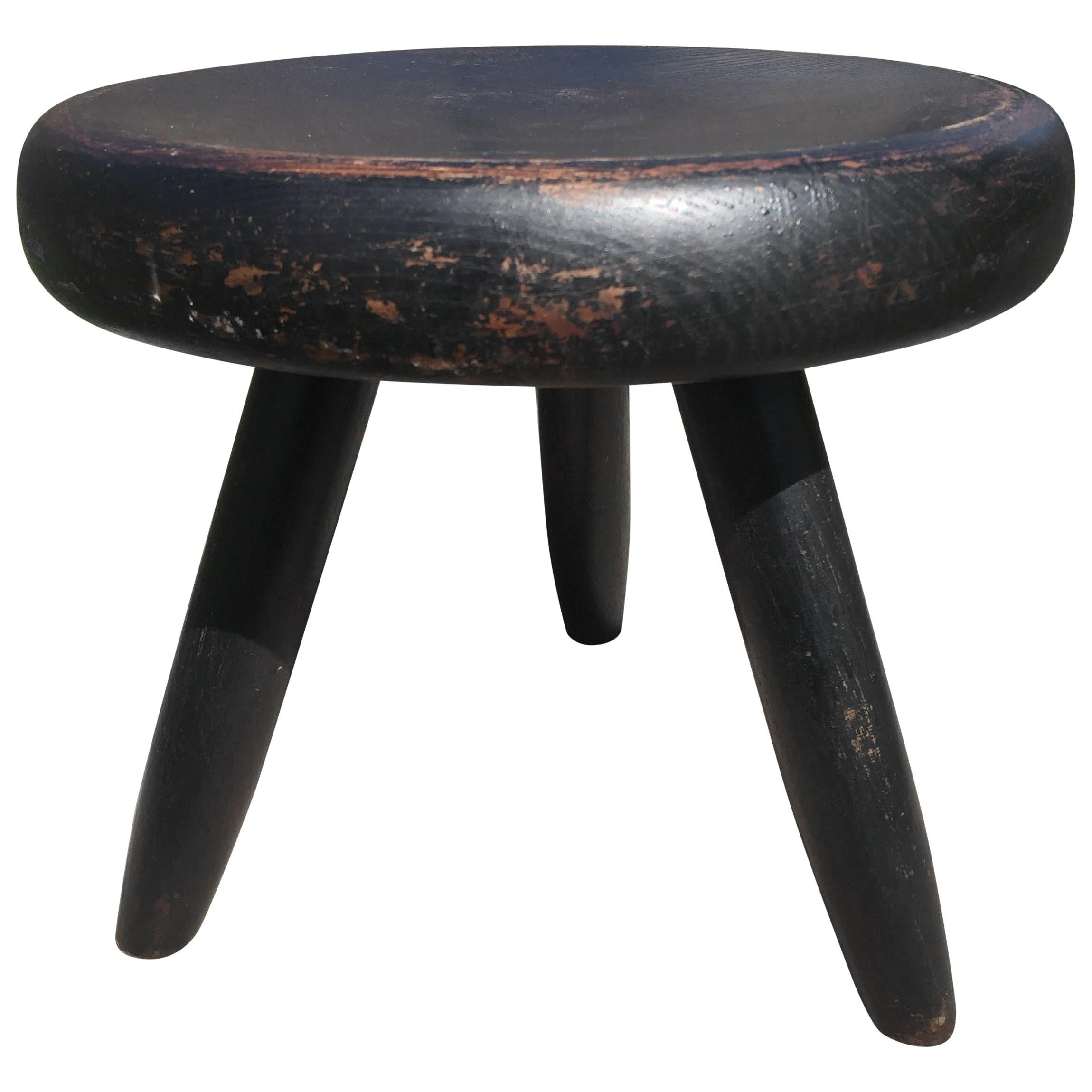 Charlotte Perriand's Berger Stool