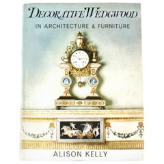 Decorative Wedgwood by Alison Kelly, 1st Edition