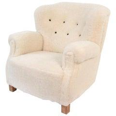 Marta Blomstedt High Back Chair