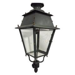 Victorian Hanging Parisian Street Lantern