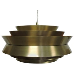 Carl Thore Trava Pendant Light Chandelier Danish Modern