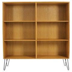 1960 Upcycled Midcentury Danish Oak Bookcase