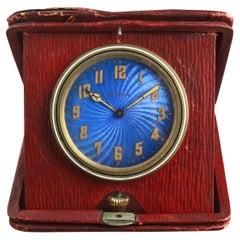 Art Deco Carriage Clocks and Travel Clocks