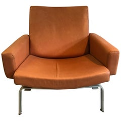 Rare Jorgen Hoj Lounge Chair Vitsoe Design