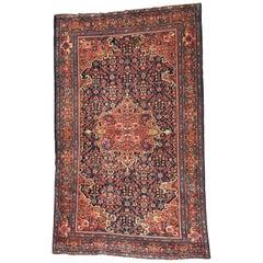 Wonderful Antique Fine Sarok Rug