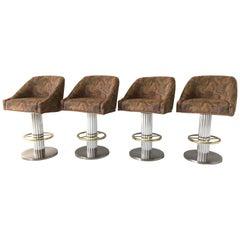 Designs for Leisure Postmodern Barstools