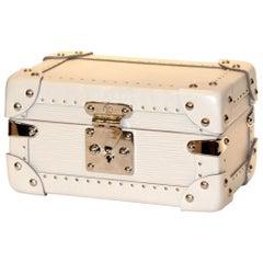Louis Vuitton Treasure Chest Epi Ivoire 'White Leather', 2009