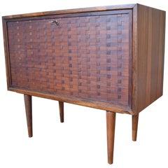 Danish Midcentury Cado Rosewood Bar Cabinet by Poul Cadovius, 1965