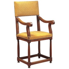 Fine French Renaissance Armchair