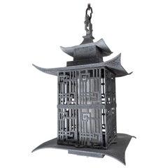 Pagoda Lantern Chandelier