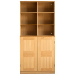 Mogens Koch Cabinet and Bookcase for Rud. Rasmussen