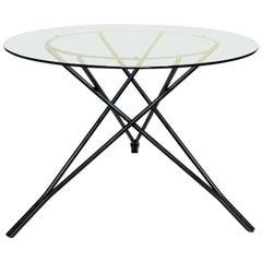 1960s Tempestini Style Tripod Dining Table
