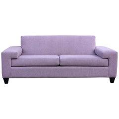 Contemporary Modern Erwin Lambeth for Thomasville Carter Loveseat Purple