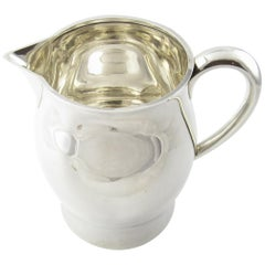 Tiffany & Co. P. Revere Reproduction Sterling Silver Pitcher 3 1/2 Pints