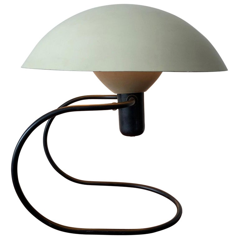 Vintage 1950s Greta Von Nessen Anywhere Lamp Wall Sconce Table Light For Sale