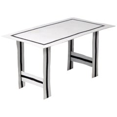 Howard Meister Painted Steel Table